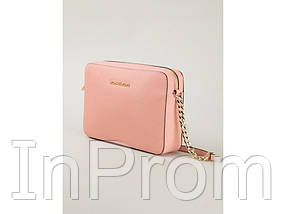 Сумка Michael Kors Jet Set Travel Light Pink, фото 2