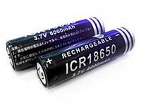 Аккумулятор ICR18650 (HEXcell) 6000mAh XG-002-6000