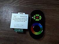 Контроллер RGB OEM  18А-RF-5 Touch черный