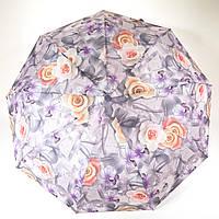 Женский стильный прочный зонтик автомат LANTANA art. 683 разноцветный (101411)