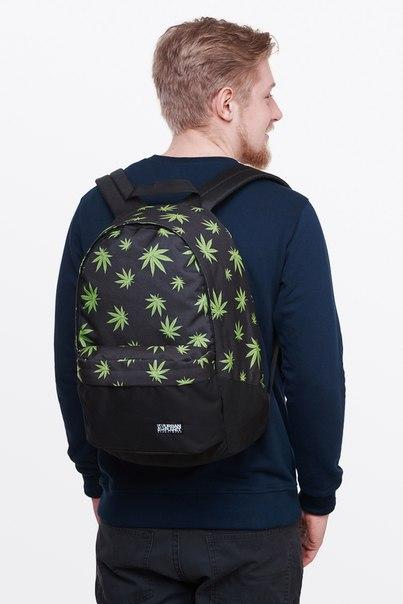 Рюкзак В2 WEED BLK