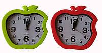 Настольные часы QUARTZ в форме яблока