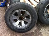 Титановие диски 16  Mitsubishi Pajero Sport:, фото 2