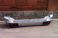 Задний бампер  Mitsubishi Pajero Sport:, фото 1