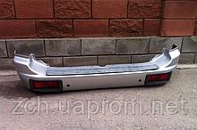 Задний бампер  Mitsubishi Pajero Sport:
