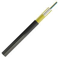 Кабель волоконно-оптический Одескабель ОКT-Д(1,0)П-2Е1- 0,З6Ф3,5/0,22H18-2 диэлектрический самонесущий круглый, цена за метр