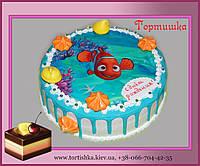 Торт Рыбка Немо