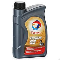 Масло трансмиссионное TOTAL Fluid G3 1l