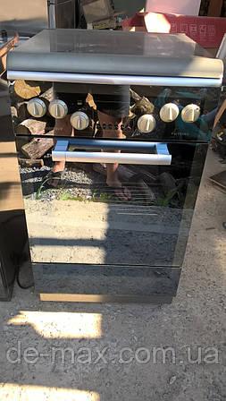 Плита электрическая газовая Mastercook KGE 3444 Lux Future