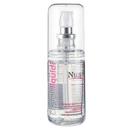 Nua — Жидкие кристаллы для блеска волос с эффектом ламинирования, фото 2