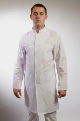 медецинский халат для мужчин