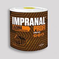 Лазурный лак для дерева IMPRANAL PROFI (бесцветный) 2,2 л