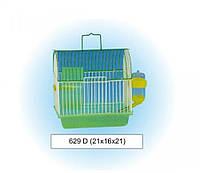 Клетка для мелких грызунов 21х16х21 см, Foshan (Фошан)
