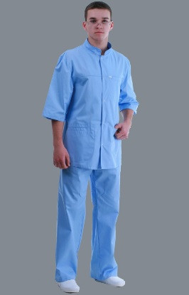 медицинский костюм для мужчин