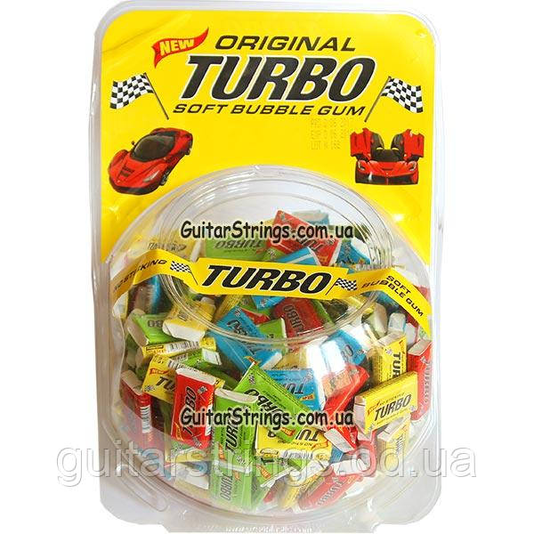 Жвачка Turbo Original 300шт. 1350g