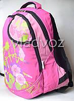 Рюкзак для девочки подростка Five Club розовый