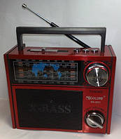 Радиоприемник с Led фонариком RX-201
