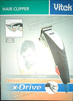 Универсальная машинка для стрижки волос Vitek VT-1356 SR.