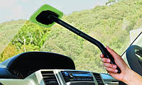 Швабра для чистки стекла автомобиля Windshield Wonder (Виндшилд Вандер)