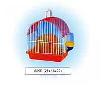 Клетка для мелких грызунов 21х16х22 см, Foshan (Фошан)