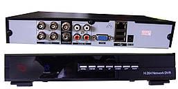 Четырехканальный видеорегистратор для видеонаблюдения  7004V 4V/A