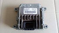 Блок управления ТНВД Opel Combo C, Corsa C, Опель Комбо Ц, Корса Ц. 8971891360 - 16267710.
