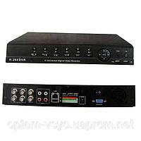 Видеорегистратор 4-ёх канальный стационарный DVR WIFI 3G 8004 HDMI 4A/V