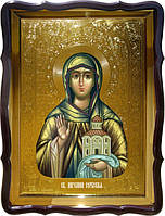 Икона Святой  Ангелины Сербской для храма