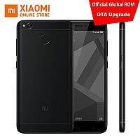 Xiaomi Redmi 4X Black 2GB/16GB + чехол в подарок!