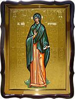 Православная Икона Святой  Анны Пророчицы (ростовая)