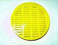 Колпачёк круглый пластмассовый