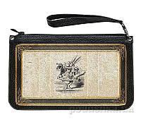 Клатч кожаный Devays Maker Белый Кролик 33-01-100