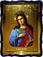 Церковная икона Святой  Екатерины купить