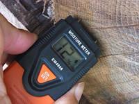 Цифровой влагомер STIHL EM4806 (от 6 до 42%) для дерева, бетона, гипса с 2 иглами
