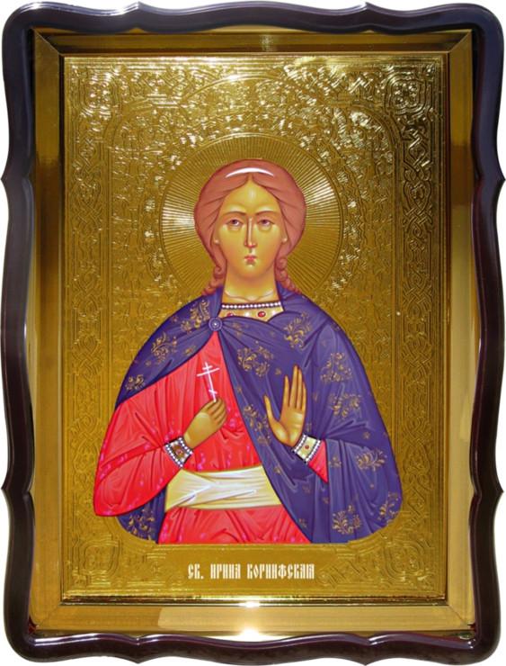Православная икона Святой  Ирины Коринфской