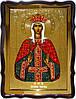 Церковная икона Святой  Людмила Чешская