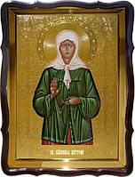 Церковная икона Святой  Матрона купить для церкви