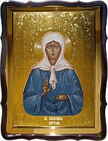 Православная икона Святой  Матроны для храма