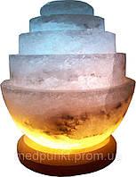 Соляная лампа Пагода круглая 6-7 кг