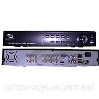 Видеорегистратор 8-ми канальный стационарный DVR WIFI 3G 8008 HDMI 8A/V