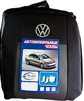 Чехлы на сидения Volkswagen Crafter 2006- 1+2 (Prestige)