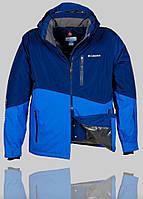 Мужская зимняя куртка Columbia с утеплением Omni-heat
