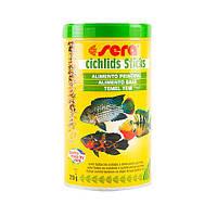 Корм для рыб Sera Cichlid, 500 г. расфасовка