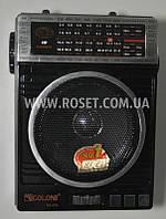 Проигрыватель переносной - Golon RX-078 MP3 USB SD FM Speaker FlashLight
