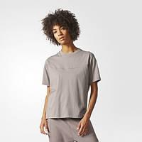 Женская футболка adidas Originals XBYO Tee BP6088 - 2017/2