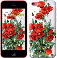 "Чехол на iPhone 5c Маки ""523c-23-532"""