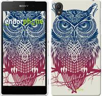 "Чехол на Sony Xperia Z2 D6502/D6503 Сова 2 ""2726c-43-532"""