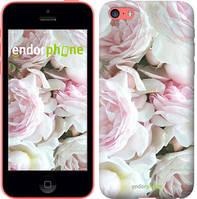 "Чехол на iPhone 5c Пионы v2 ""2706c-23-532"""