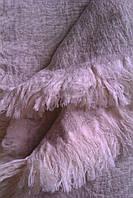 Хлопковый плед BONCASA Stella (Португалия) c наволочками, фото 1