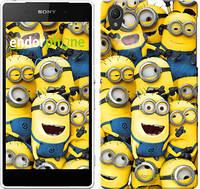 "Чехол на Sony Xperia Z2 D6502/D6503 Миньоны 8 ""860c-43-532"""